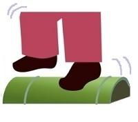 青竹踏みで足の裏マッサージで足ポカポカ冷え知らずに: ひたすら便利なもの紹介してく